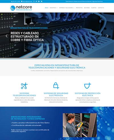 NETCORE | TECNOLOGIA QUE CREA VALOR