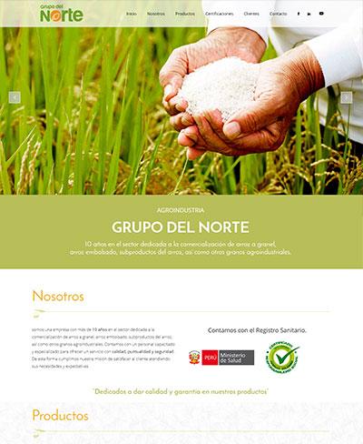 GRUPO DEL NORTE | AGROINDUSTRIA