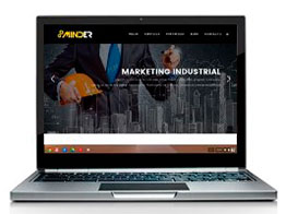 MINDER MARKETING INDUSTRIAL LIMA PERÚ